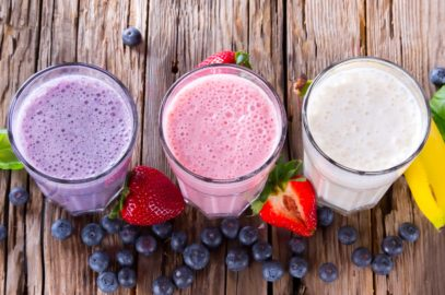 5 Super Simple Protein Smoothie Recipes