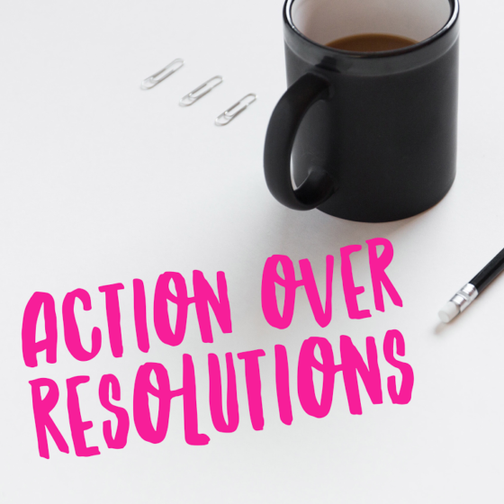Why I Don't Believe in Setting New Year's Resolutions (and What I Think We Should Focus on Instead)
